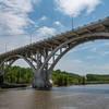 Mendota Bridge (Highway 55) over the Minnesota River - Fort Snelling State Park