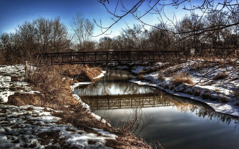 Lions Park Bridge