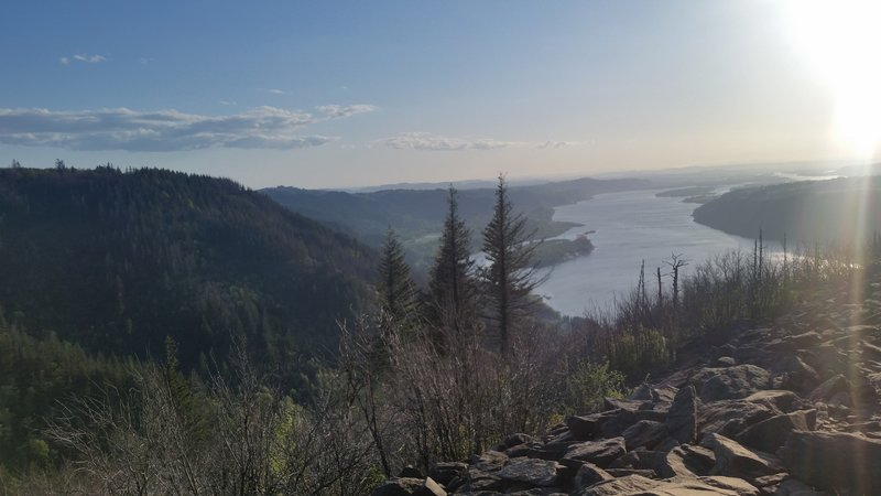 Angel's Rest Lookout