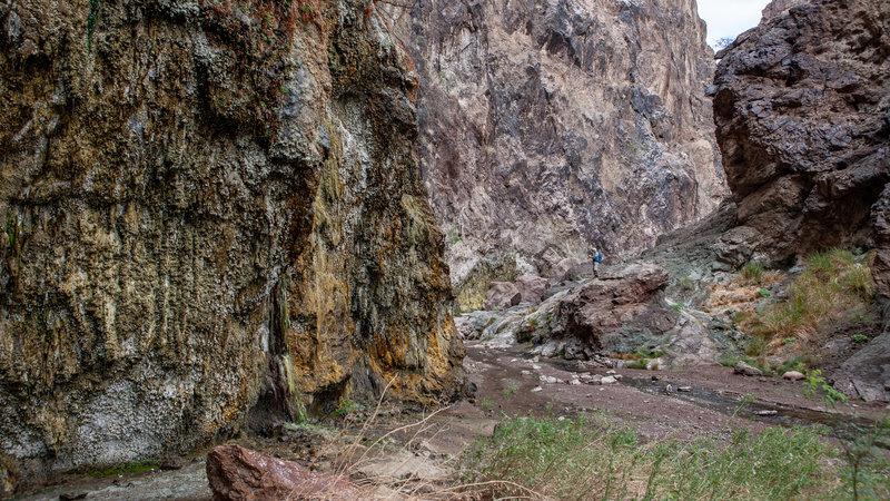 Gold Strike Canyon