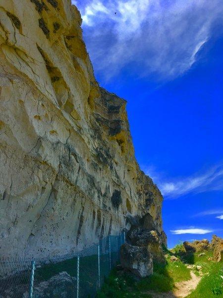 Register Cliff