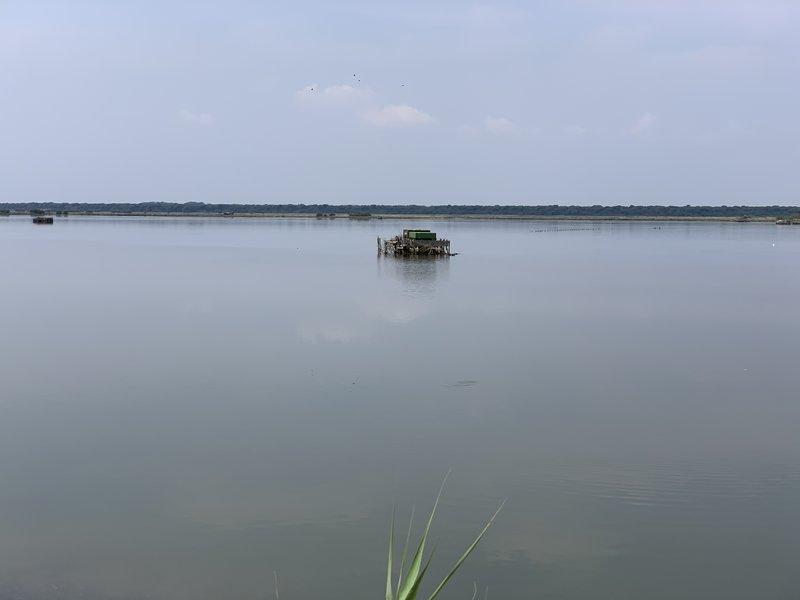 Fishers/hunters island.