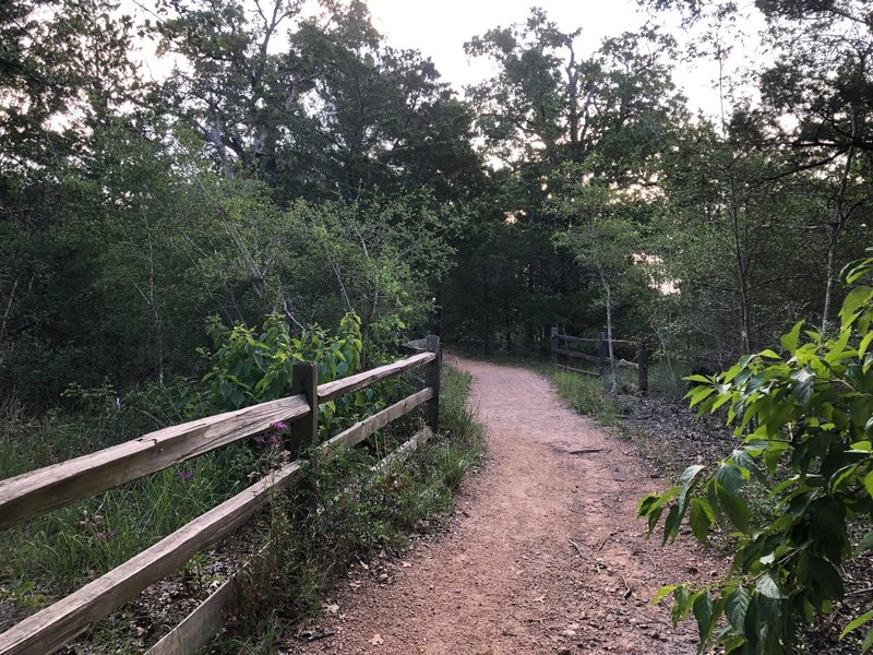 This trail is ADA accessible and family friendly!