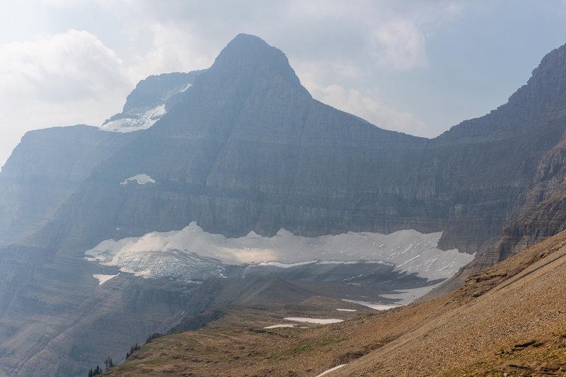 Sexton Glacier below Matahpi Peak