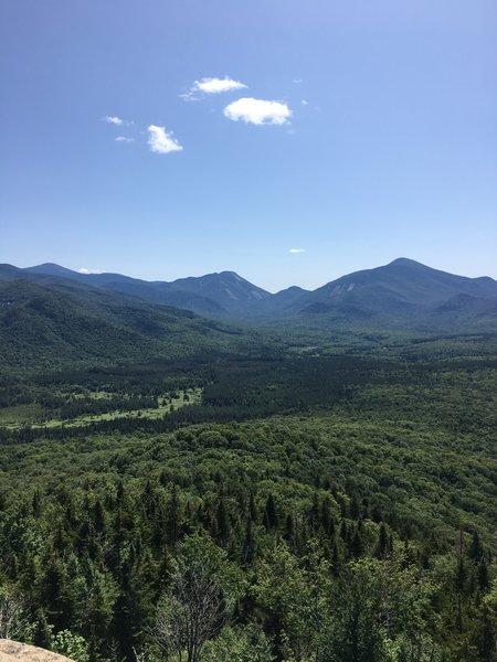 View from Mt. Van Hoevenburg