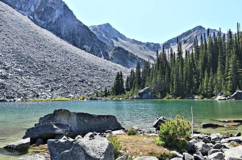 Holly Lake (Downton Alpine)