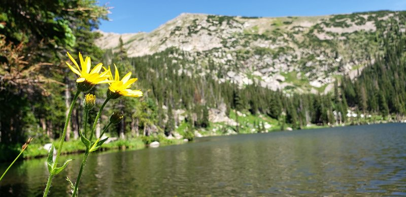 Crater Lakes Trail