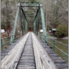 Shallowford Bridge February 2019 and old and loved landmark of the BMT.