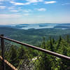 View from Beech Mountain Fire Tower