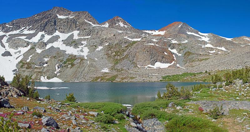 Upper Davis Lake