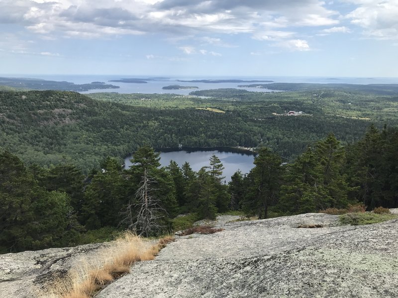 Overlook on Perpendicular Trail