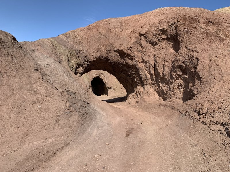 The Doran Canyon Double Arches