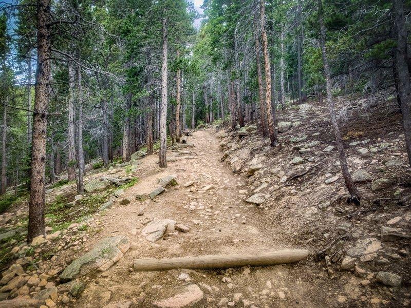 Longs Peak Trail.