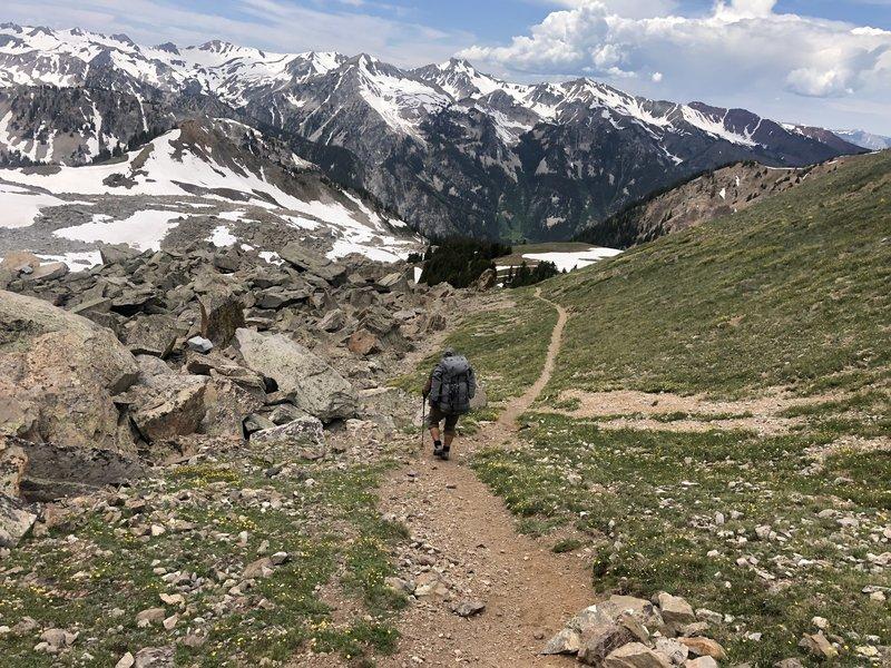 Capitol Creek Trail (#1961) Hiking Trail, Snowmass Village
