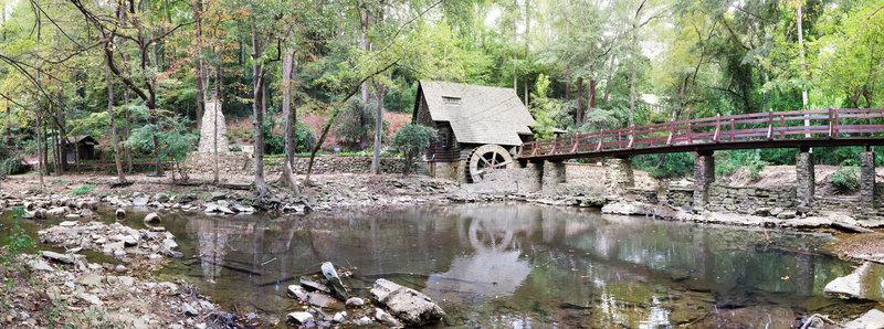 Shades Creek Old Mill