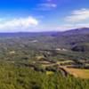 At the summit of Rattlesnake Mountain