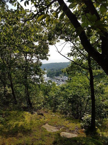 View of Housatonic River