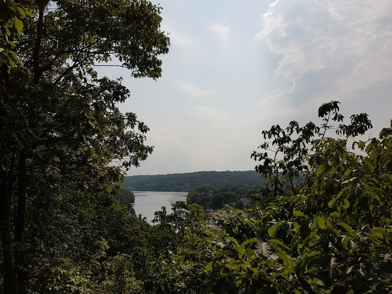 View of Houstatonic River