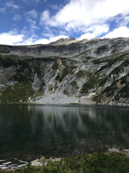 Shoreline of Doubtful Lake.