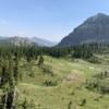 Trail 241 to Trail to Trilobite Lakes