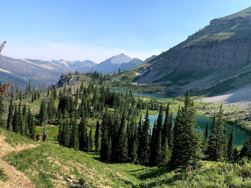 Trail 241 Trilobite Lakes