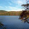 Fall Mountain Trail, Morrow Mountain State Park.