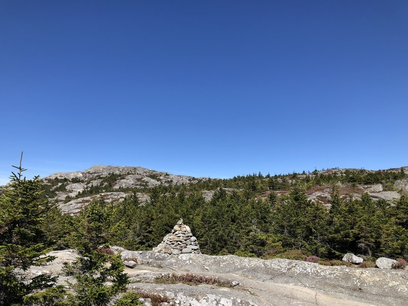 Gorgeous day on the White Dot trail