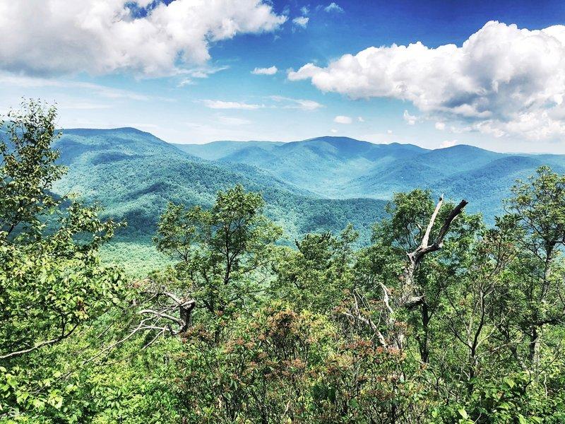 Best hike in Shenandoah!