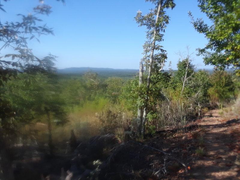 View near Sunset Rock
