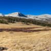 Kuna Crest from Mono Pass Trail