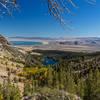 Walker Lake and Mono Lake
