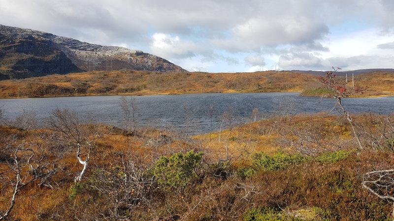 Fossdalsvatnet