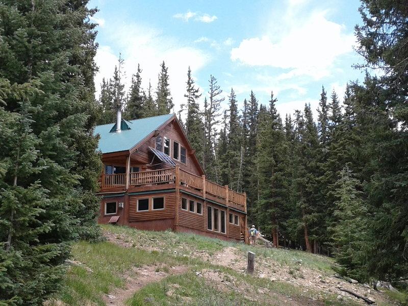 The Sangree-Froelicher Hut