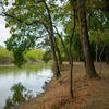 Riverside picnic area created by Groundwork Dallas