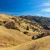View from the northeastern boundary of Del Valle Regional Park