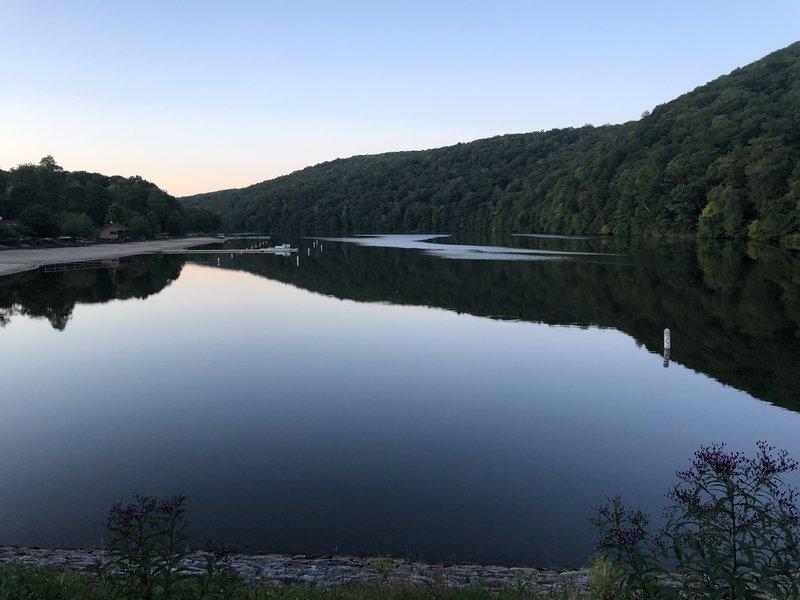 Laurel Hill Lake