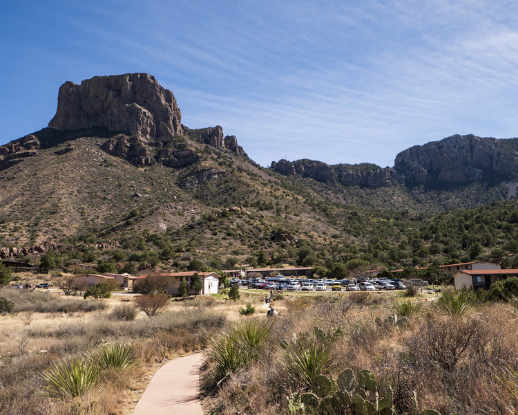 Chisos Mountains Lodge