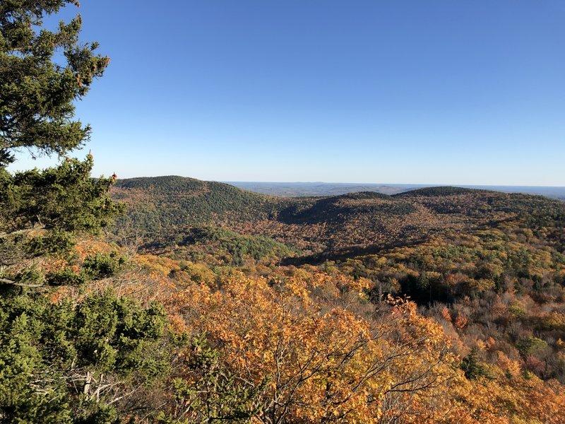 Copple Crown East Peak Viewpoint