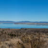 Mono Lake from the visitor center patio.