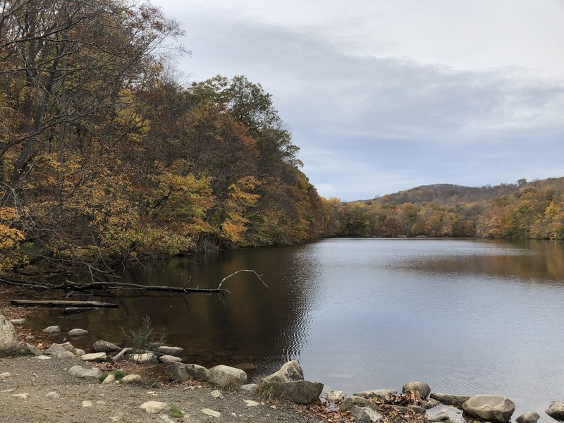 MacMillan Reservoir, Ramapo Reservation