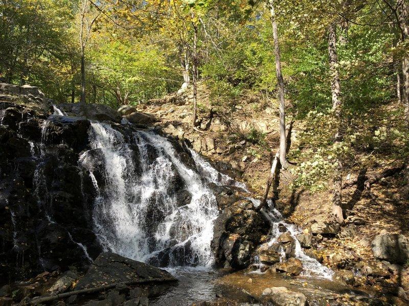 MacMillan Brook Waterfall