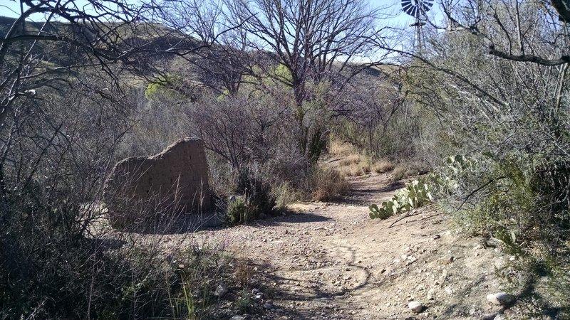 Sam Nail Ranch Trail