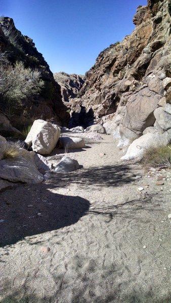 Upper Burro Mesa