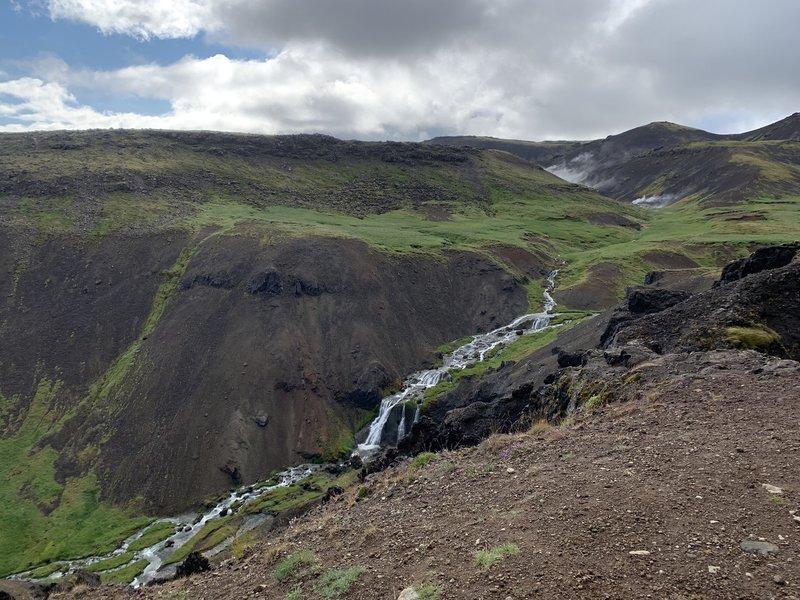 Beautiful Waterfall Views!