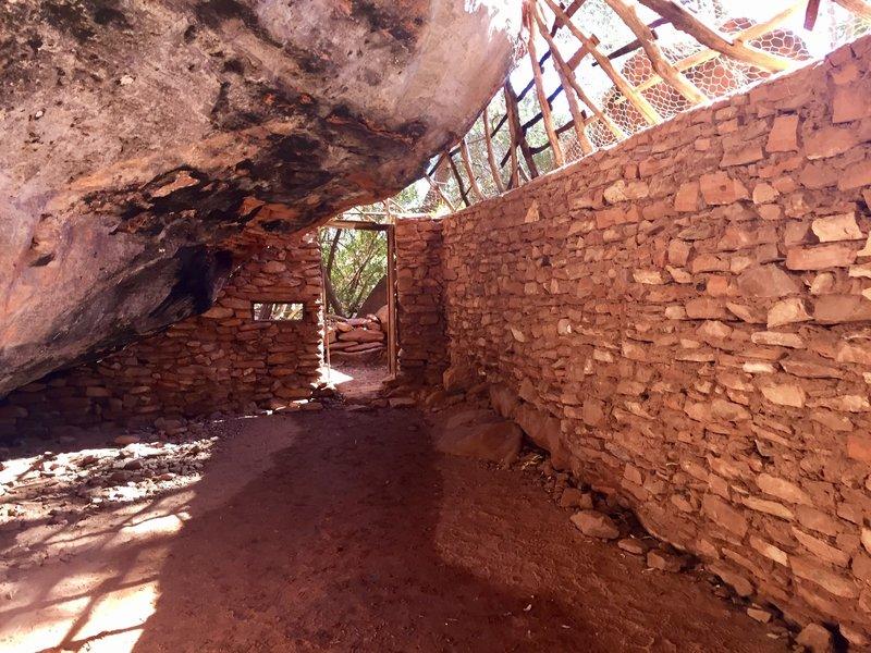 Dwelling at Palakti
