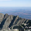 Knife's Edge on Mt. Katahdin, Maine