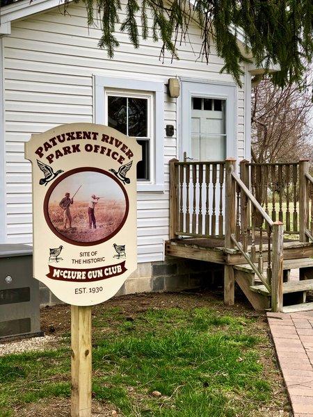 Patuxent River Park Office