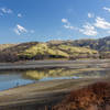 Lake Del Valle from Deer Jaw Trail.