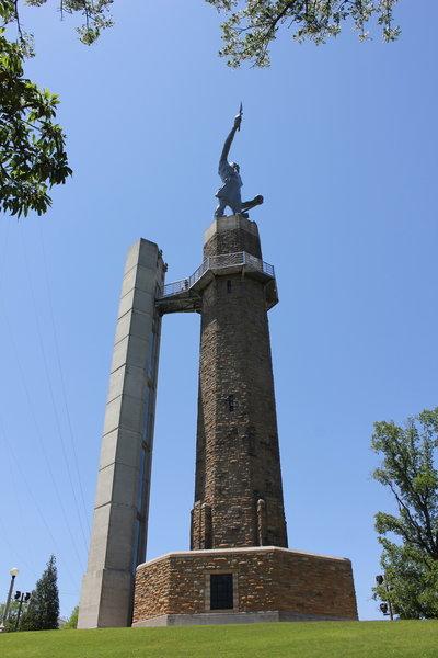 Vulcan Statue, Birmingham, AL