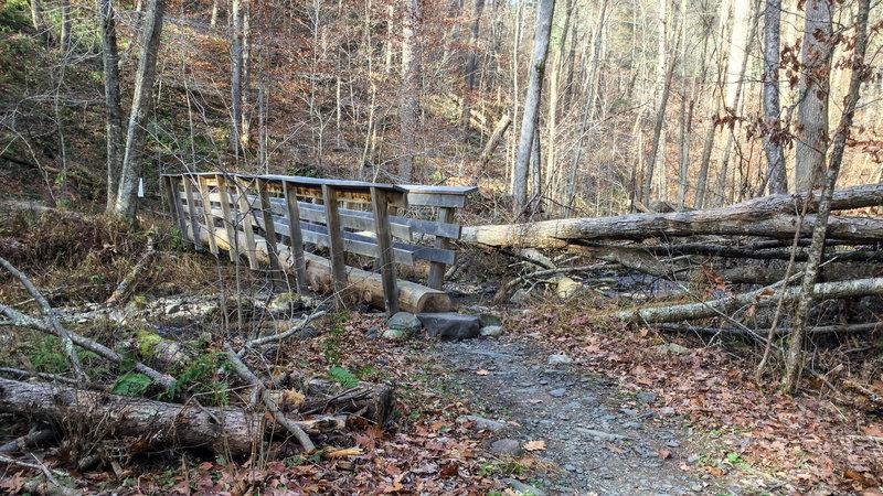 Hornback  Creek Trail